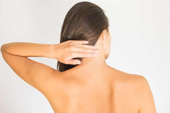 back & chest hair removal treatment