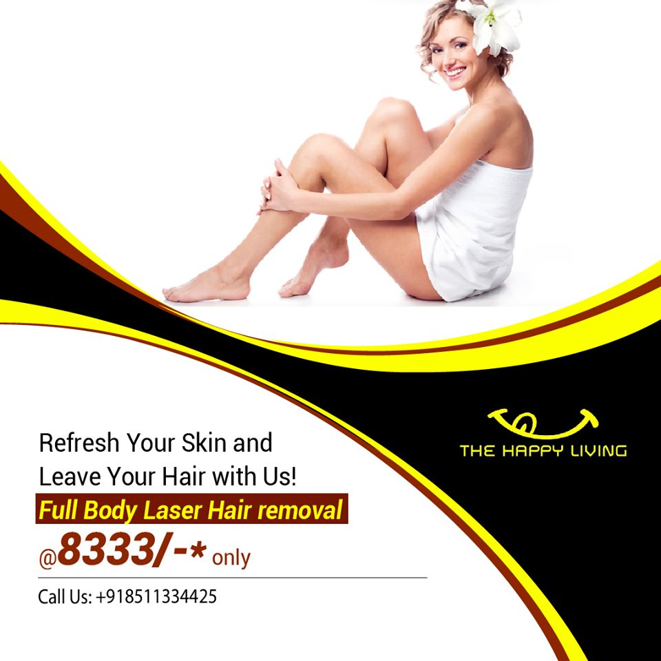 full body laser hair removal cost in ahmedabad